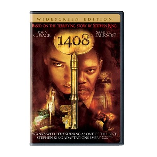 1408 BY CUSACK,JOHN (DVD)